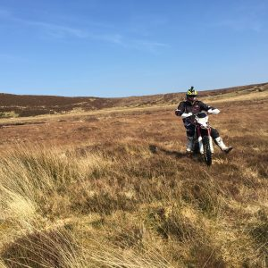 AJP Dirt bikes