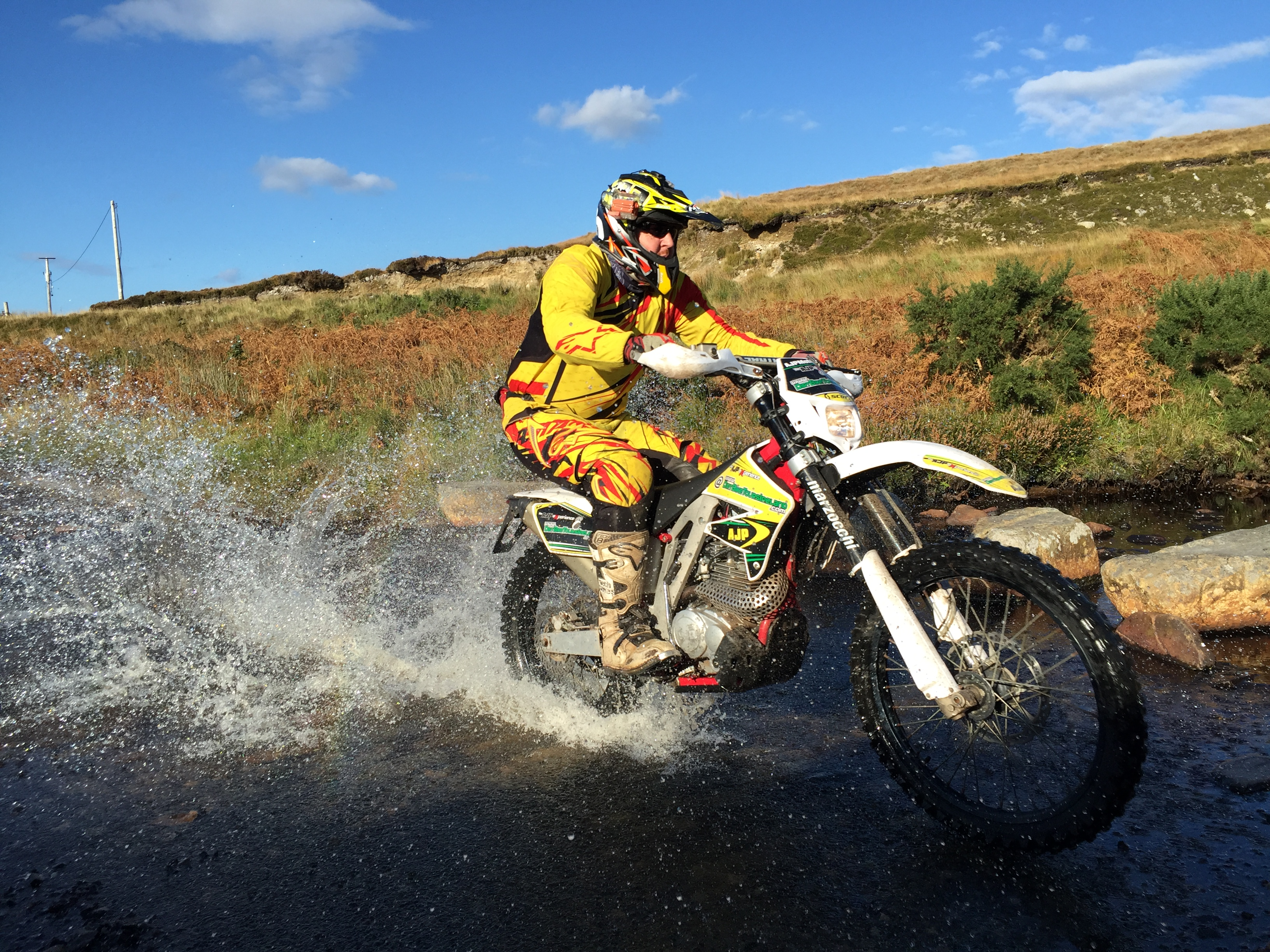 dirt bikes in Ireland